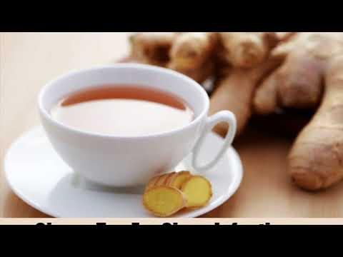 Top Remedies To Treat Sinus Infection - Cayenne Pepper Tea, Ginger Tea, Green Tea