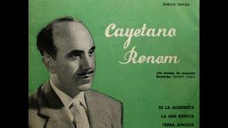 Gaietà Renom - És La Moreneta - EP 1958
