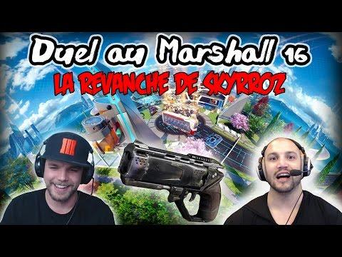 Black Ops 3 : MrLEV12 VS SkyRRoZ au Marshal 16 (Episode #2)
