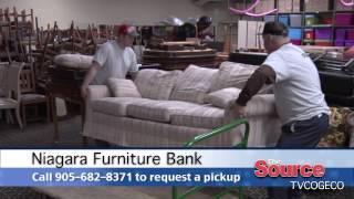 @TVCogecoOntario   Furniture Bank