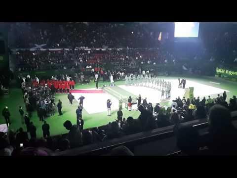Qatar ExxonMobil tennis open 2017