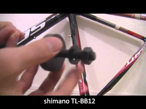 e23904f289c shimano TL-BB12 TL-BB13 - YouTube