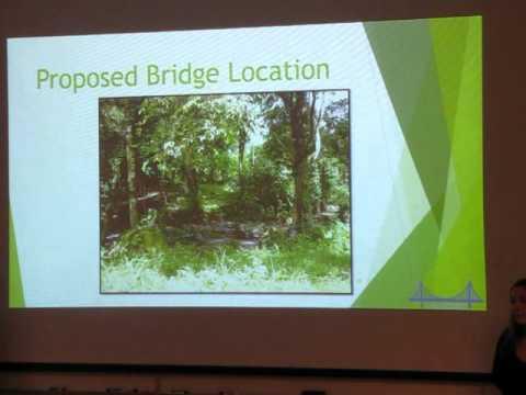 Bridge Design for Quebrada Caracol, Panama