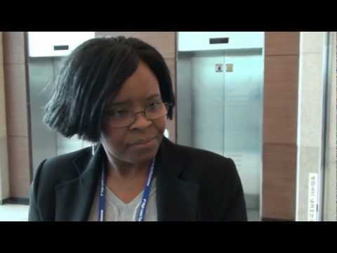 Florence Nazare, Head of Capacity Development, NEPAD