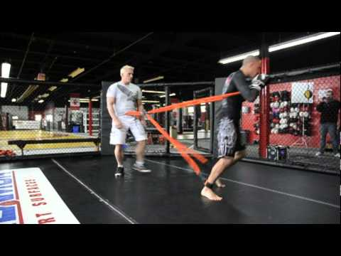 MMA Training Video at Adrenaline Training Center with ...