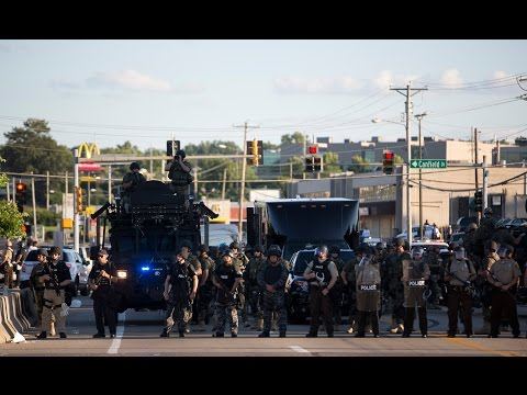 The Militarization of Police