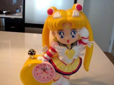 Sailor Moon Eternal Alarm Clock You