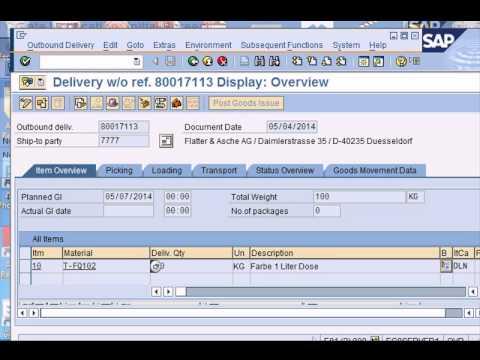 gestionale sap demo gratis