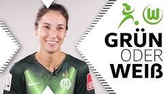 Kino oder Netflix?! | Sara Doorsoun in Grün oder Weiß | VfL Wolfsburg Frauen