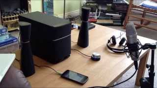 eDIFIER M3200 2.1 Multimedia Audio Speaker System Review Including Sound Test!