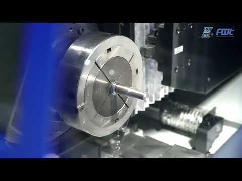MTI's Spartan 30 Direct Drive Friction Welder