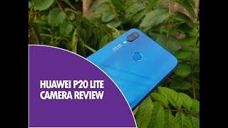 Huawei P20 Lite Camera Review