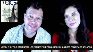 Intro: Cours Estill en français, 5 jours avec La Voix Déchiffrée