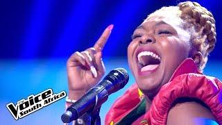 Siki Jo-An – 'Ingoma'   KnockOuts   The Voice SA   M-Net