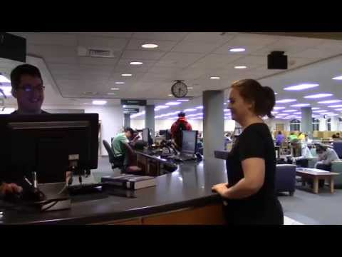 Bloomsburg University Library Video Tour