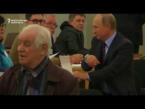 Putin Votes in