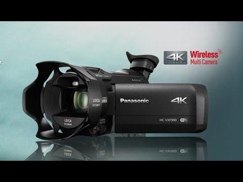 Обзор камеры Panasonic vxf990