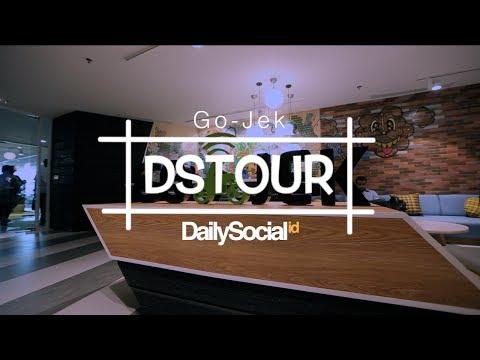 Begini isi kantor pusat GoJek  DStour #25