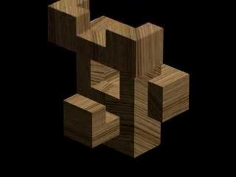 casse tete en bois