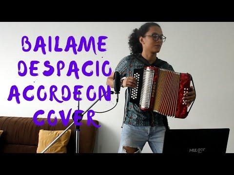 Bailame despacio - Xantos ft Dynell Mulett Acordeón Cover