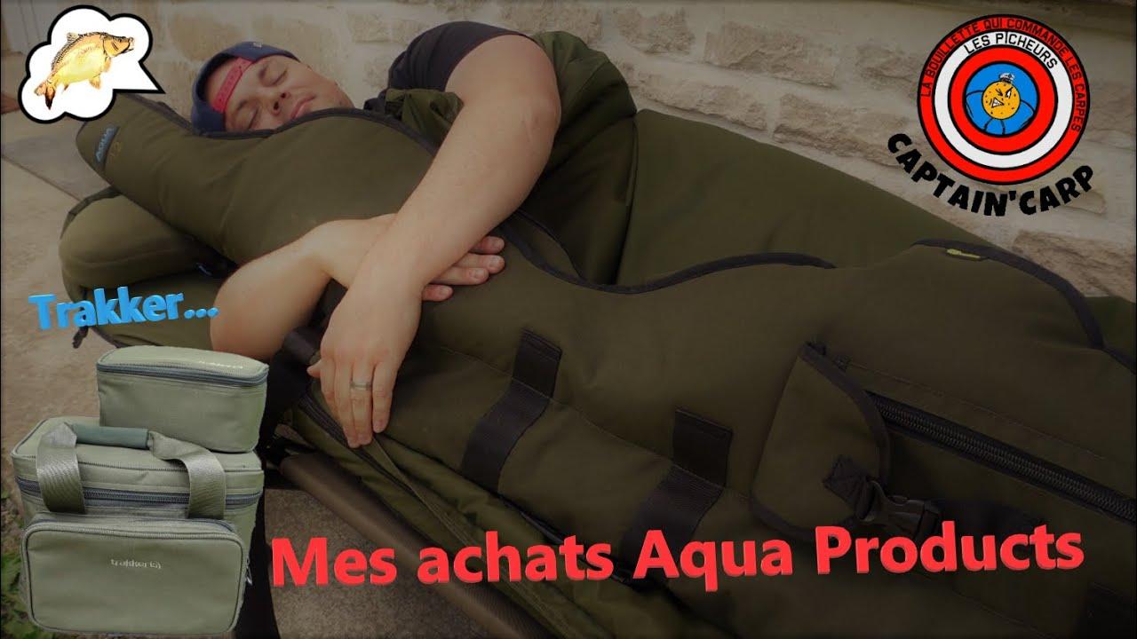 *UNBOXING* mes achats Aqua Products (carpe)!!