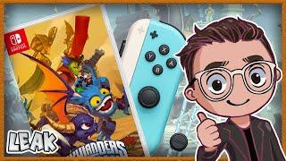 Skylanders Leak – New Game - Reboot, Spin-off, Multiplayer & More