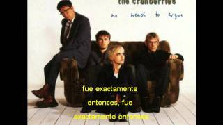 Disappointment - The Cranberries (subtitulada)
