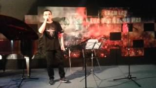 Người mộng du - Phong Vũ - (Trần Lập Lửa rock sỗng mãi 17-04-16 Paris)