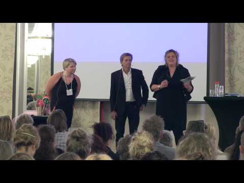 NVR International Conference 2016 Paul Johansson, Rikke Lyngdam and Nina Boelsgaard.mp4