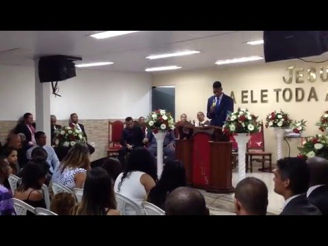 Assembleia de Deus da Mucuripe - Ev. Renan Lopes