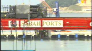 Koridor Pembangunan Sabah - Nadi Perkhidmatan Logistik dan Pembekalan Sabah