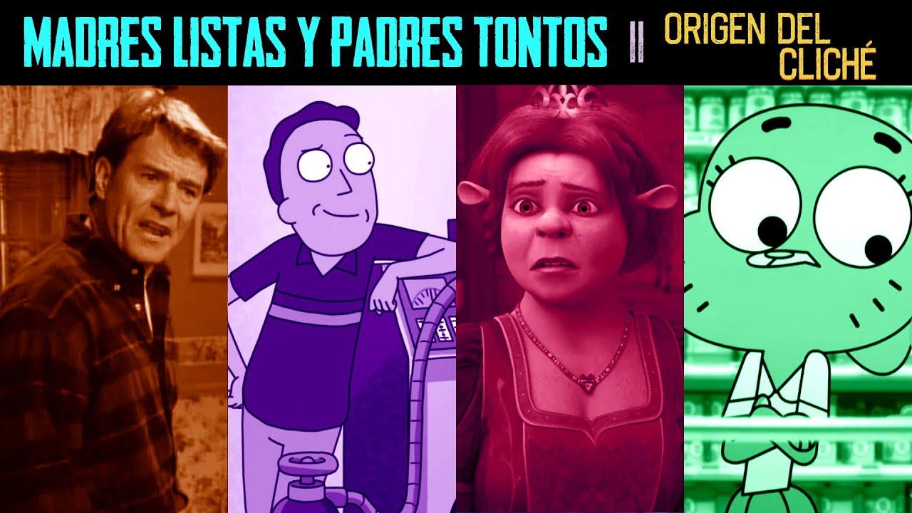 PORQUÉ HAY PADRES TONTOS Y MADRES LISTAS PARTE 1 - Origen del cliché