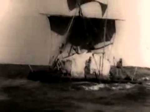 Turo Hejerdalo Kon Tiki ekspedicija/Thor Heyerdahl Kon-Tiki expedition  1947 m.