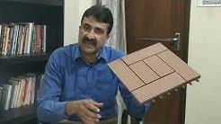 Deck Flooring, Terrace Outdoor Flooring, Wpc, Deck Flooring Tiles, Thermo Pine, Ipe Wood in Hindi