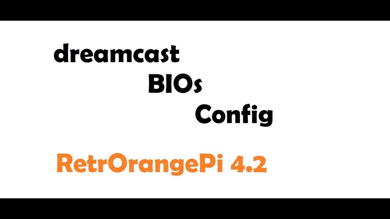 bios de dreamcast para