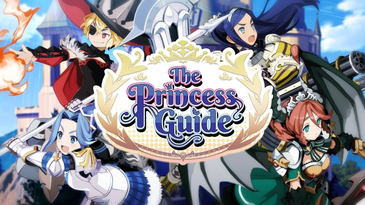 Image result for The Princess Guide Nintendo