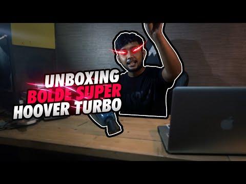 Unboxing & Review Bolde Super Hoover Turbo | Harga Ekonomis Performa Fantastis