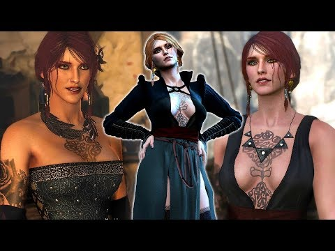 Witcher 3: Triss Appearance Overhaul (That You May Wish To Try)