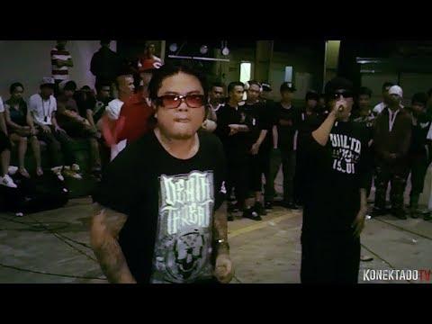 Death Threat Live at Fliptop Cavite