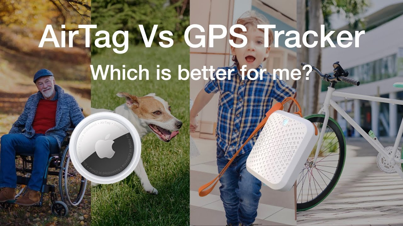 AirTag Vs GPS Tracker - Which is better for me?