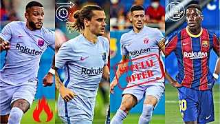 BARCA REJECT MEGA OFFER FOR LENGLET 😨 GRIEZMANN DECIDES HIS FUTURE 👀 and BARCA VS GIRONA REVIEW 🔥 screenshot 4