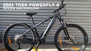 2021 Trek Powerfly 4 Review!