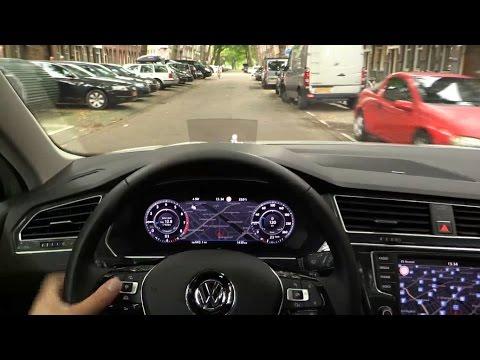 Volkswagen Tiguan 2017 TEST DRIVE