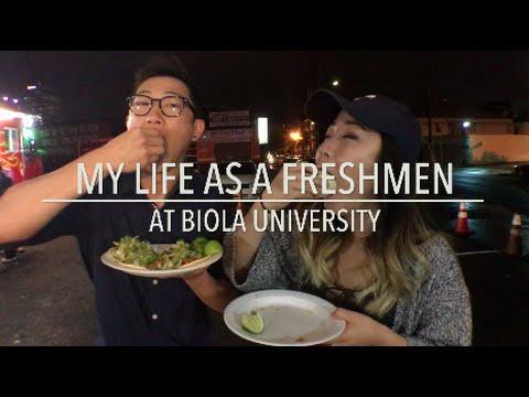 My Life as a Freshmen @Biola University