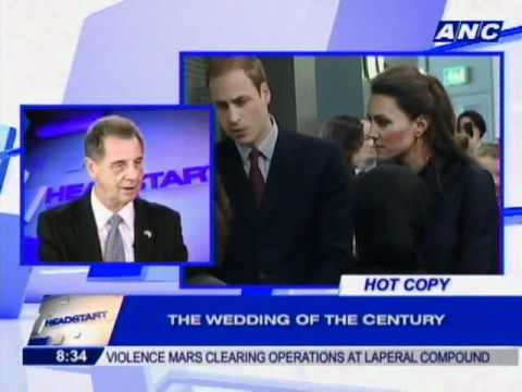 ANC Headstart: Watching the Wedding of the Century 2/3