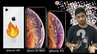 Apple Launch Event 2018 in 7mins : Watch highlights :Iphone XR, Iphone XS, Iphone XS MAX | Tech Mi