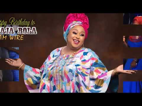Download Alh Aminat Obirere latest Music - Iwa eda