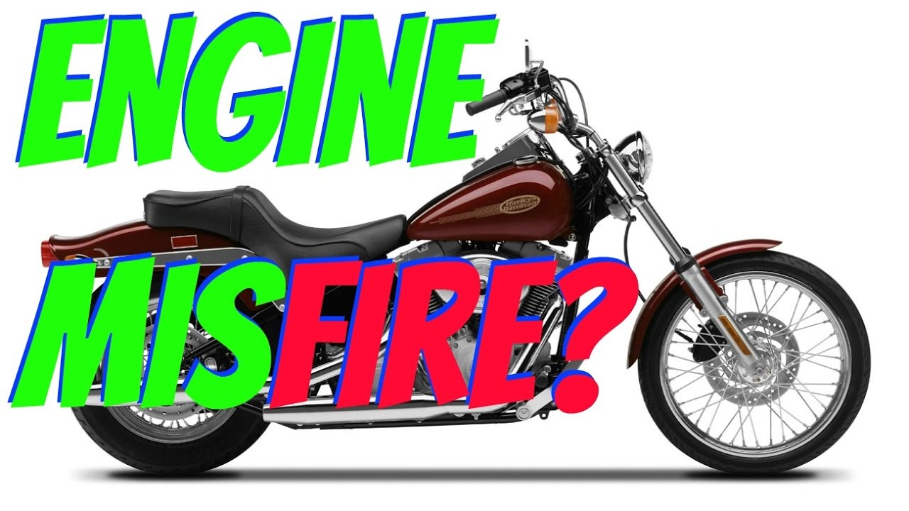 Harley Softail Misfire (Engine Runs But Misses) - YouTube