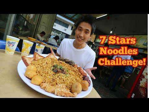 7 Stars Noodle Challenge!