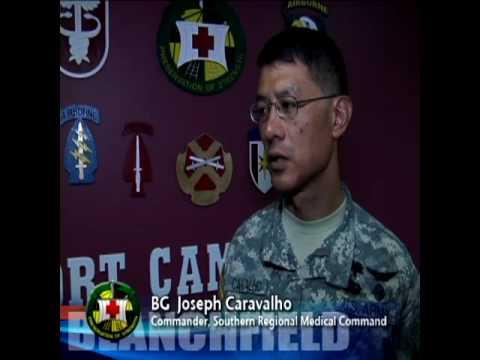 BG Caravalho Visit Nov 09 HQ